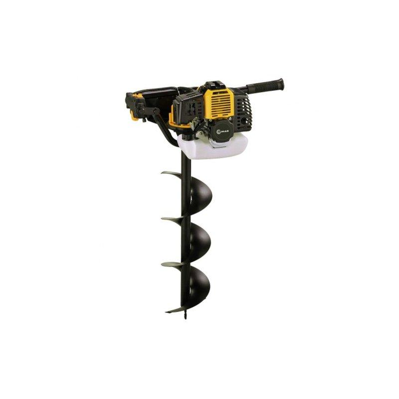 Erdbohrgerät inkl. 100, 150 und 200mm Bohraufsatz, EB 520G