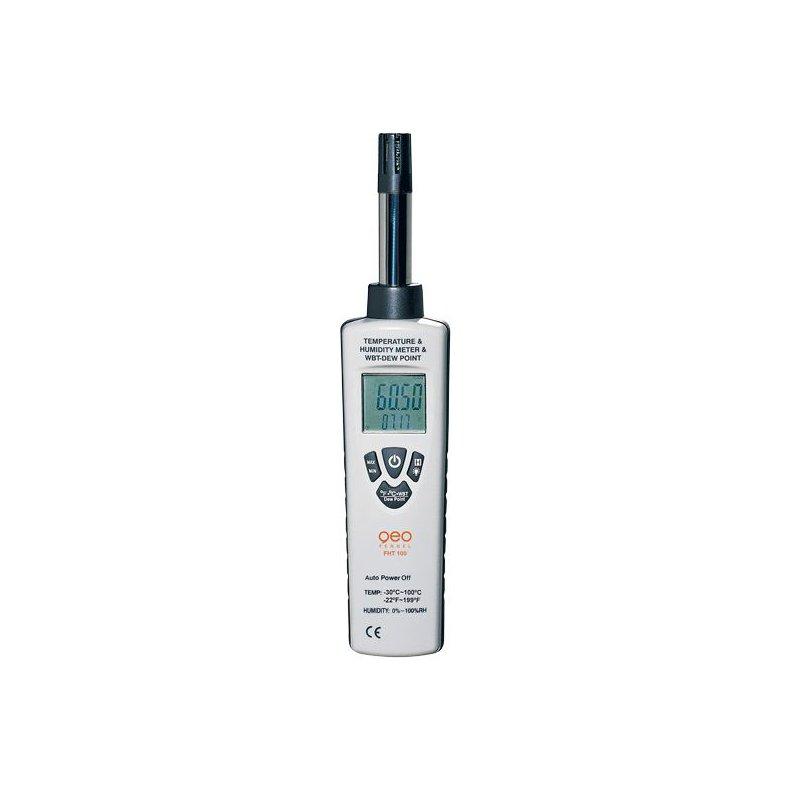 Feuchtigkeits- und Temperaturmessgerät FHT 100