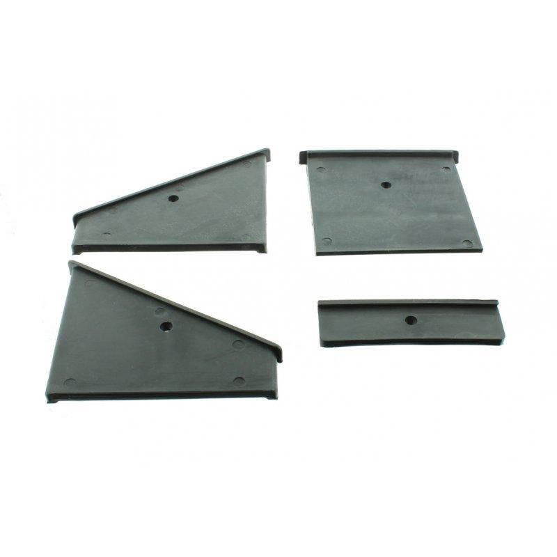 Gleitbacken-Set oben (4 Stück) für Lumag HOS6N