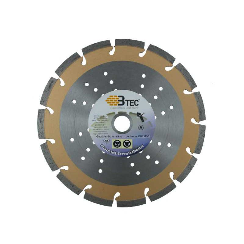 Diamant Trennscheibe IRON-Speed Ø 150 mm x 2,4 Bohrung 22,22 mm