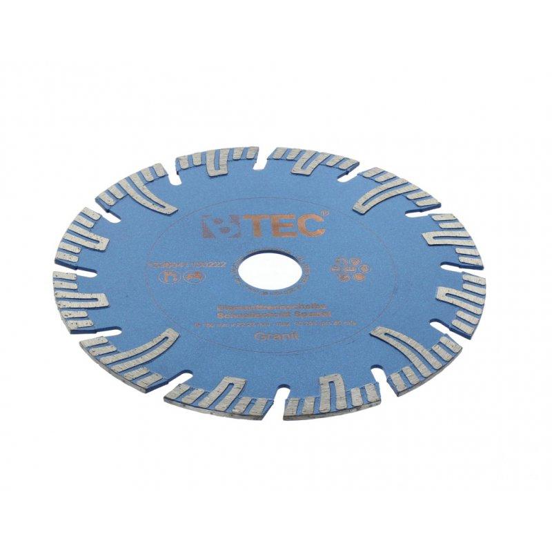 Diamant Trennscheibe Schnell-Schnitt-Spezial Ø 150 mm x 2,2 Bohrung 22,22 mm