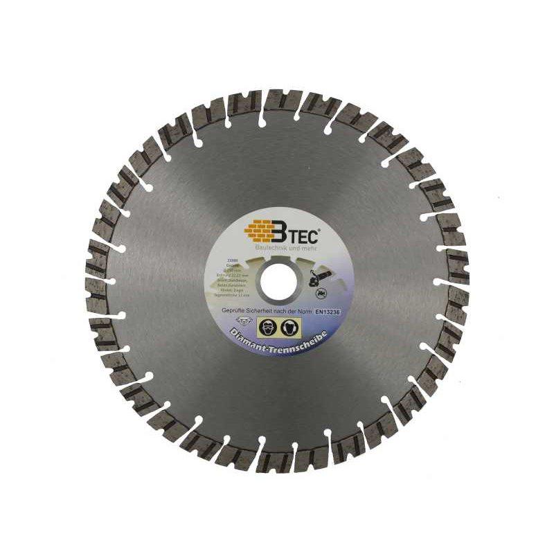 Diamant Trennscheibe Wave-SPEED Ø 150 mm x 2,2 Bohrung 22,22 mm