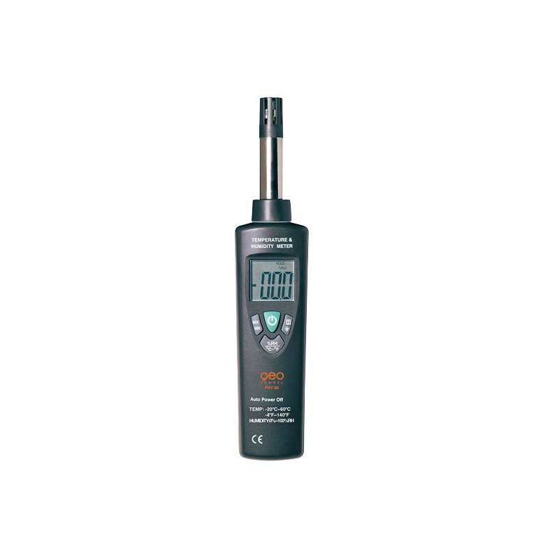 Feuchtigkeits- und Temperaturmessgerät FHT 60