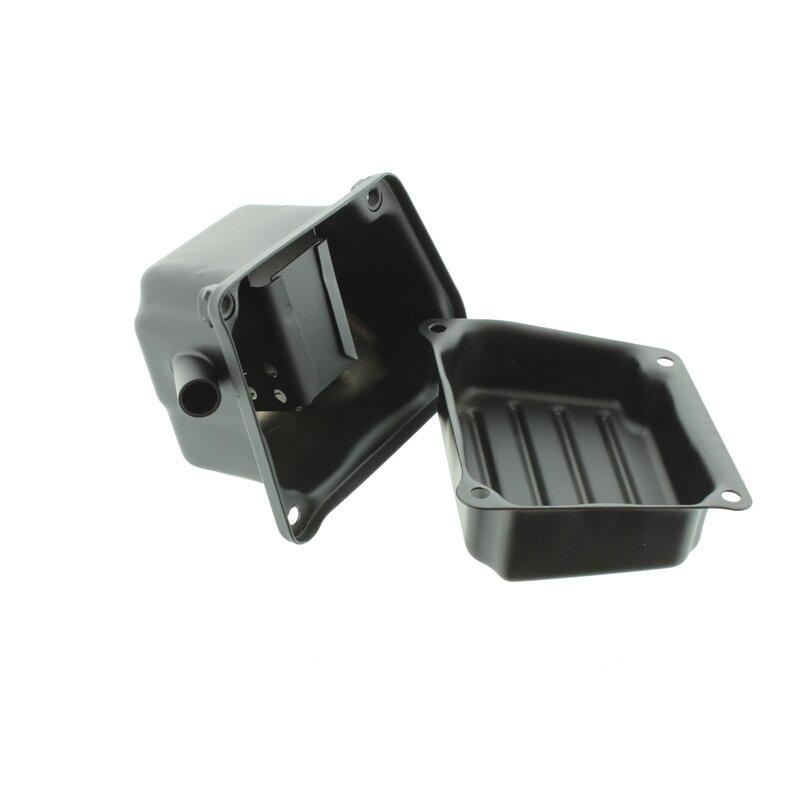 Außergewöhnlich Auspuff/Schalldämpfer passend für Stihl 034, 036, 036QS, MS340 &RT_95