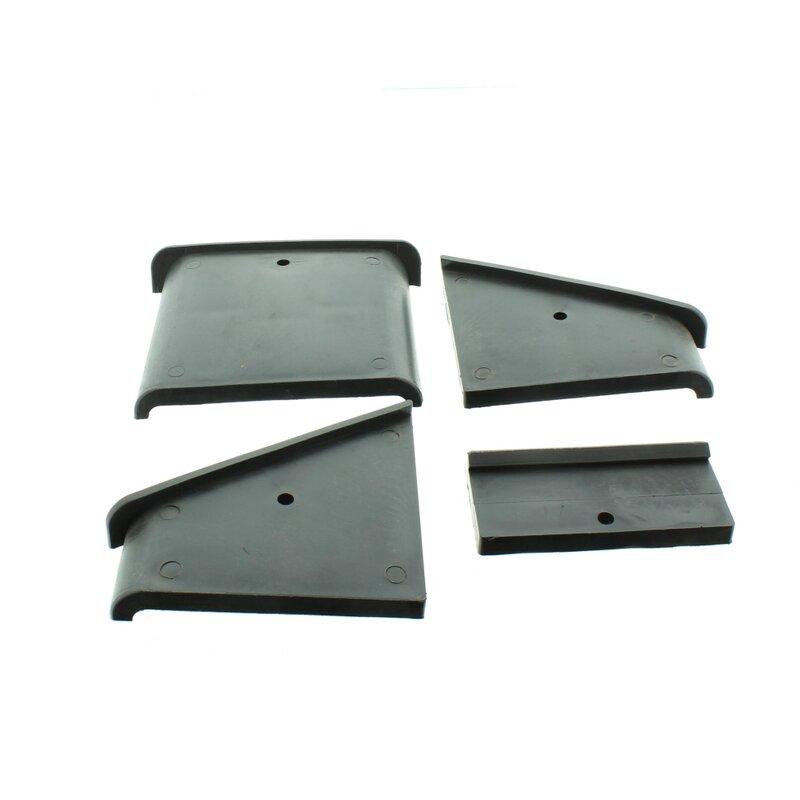 Gleitbackenset passend für LUMAG Holzspalter HOS6N und HOS8S