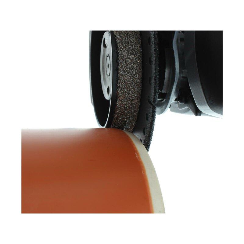Trennscheibe Anfas-Scheibe für KG-Rohre 125mm